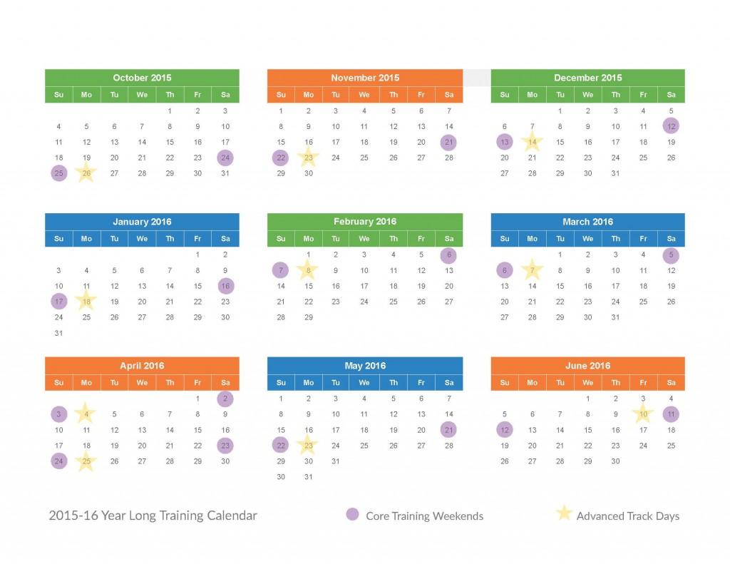 2015-2016 YLT Website Calendar
