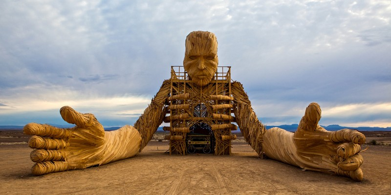 5 Ways You'll Get Dissed by Burning Man